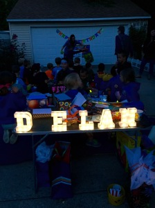 Delan Letters
